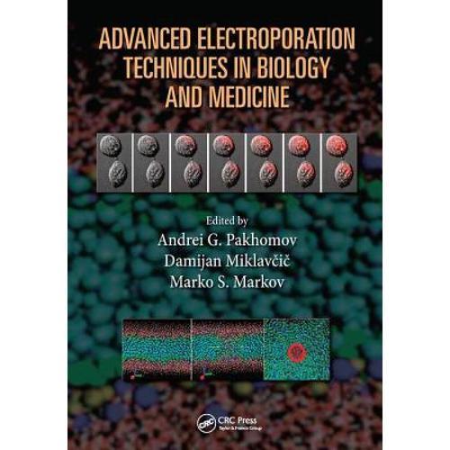 预订 advanced electroporation techniques in biolo