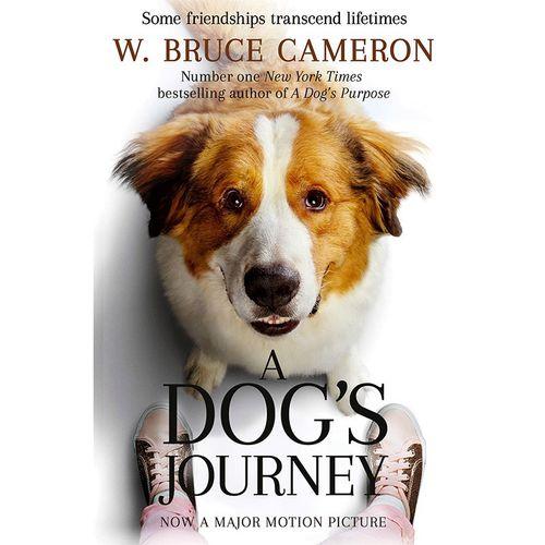 一条狗的使命2:一条狗的旅程 英文原版 a dog's journey 宠物 成长