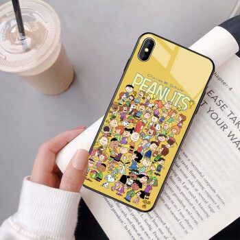 最酷苹果xs max手机壳iphone xs保护套防摔散热玻璃壳