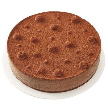奥昆(aokun) 巧克力慕斯蛋糕 750g 下午茶糕点 网红甜品 早餐糕点