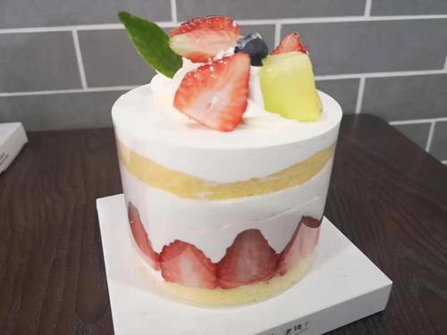 【菲尔雪】4寸水果小蛋糕