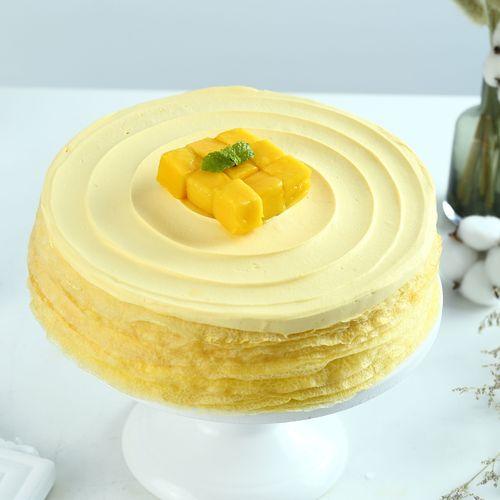 法式芒果千层蛋糕(顺丰)