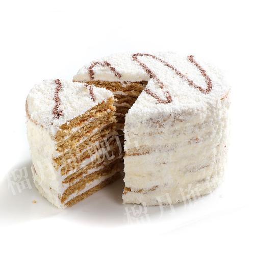 小面包风味米苏千层夹心食品糕点蛋糕提拉蛋糕奶油