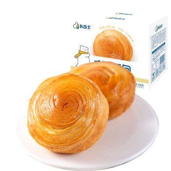 卡吉士手撕酵母面包400g*2箱休闲零食营养美味糕点心