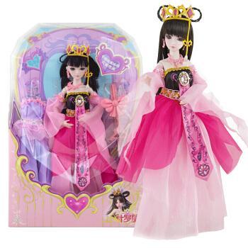 【女孩礼物】叶罗丽娃娃 29厘米夜萝莉娃娃芭比洋娃娃