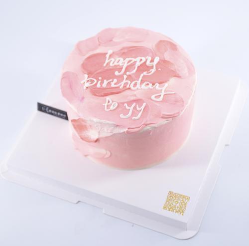 清新韩式蛋糕(下单请先看详情)