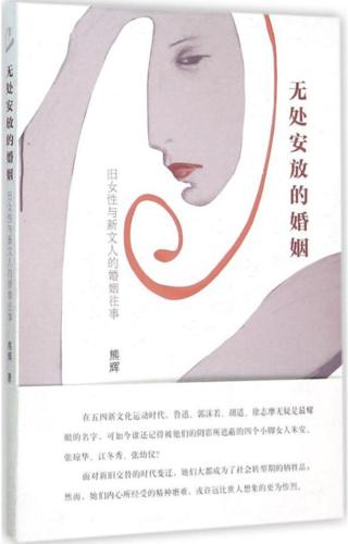 【二手99成新】无处安放的婚姻:旧女 与新文人的婚姻往事 正版书籍