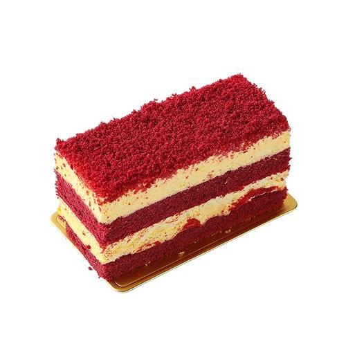 咸奶油风味红丝绒慕斯蛋糕