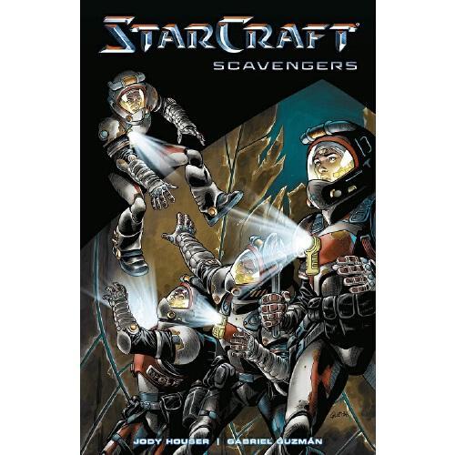 【中商原版】星际争霸:拾荒者 漫画1 英文原版 starcraft: scavengers