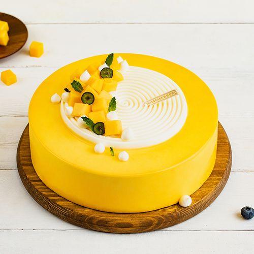 【芒果季】海盐芒芒蛋糕(郴州)
