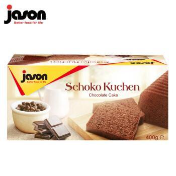 临期特卖德国进口捷森蛋糕水果巧克力云纹香草蛋糕休闲零食甜点营养