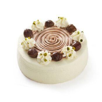 派悦坊生日蛋糕蒙布朗栗蓉奶油蛋糕 下午茶聚会甜点派对 同城配送