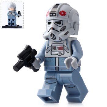兼容乐高星球大战主要角色积木人仔黑武士克隆白兵男孩礼物星战人物小
