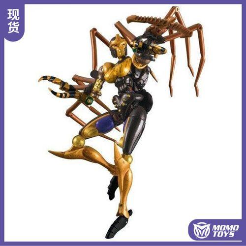 takara 变形金刚 bw超能勇士 mp-46 mp46黑寡妇 毒蜘蛛