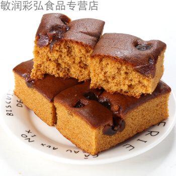 【】老蜂蜜枣糕特产面包枣泥传统糕点早餐休闲零食批发 新日期