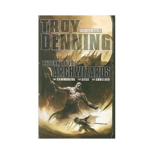 【预订】return of the archwizards: the summoning