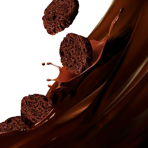 meiji明治巧克力咔吃咔吃巧克脆75g巧克力零食网红零食chocolate 咔吃