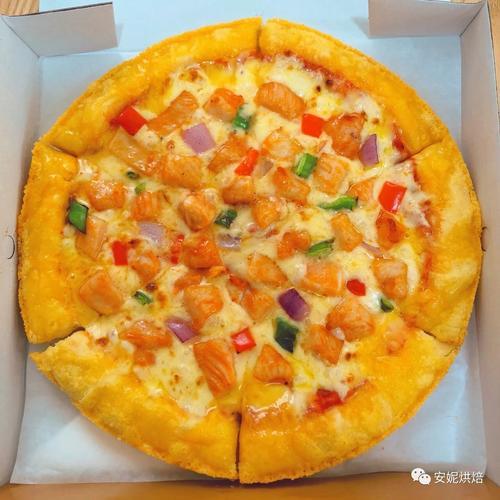 12寸奥尔良鸡肉披萨