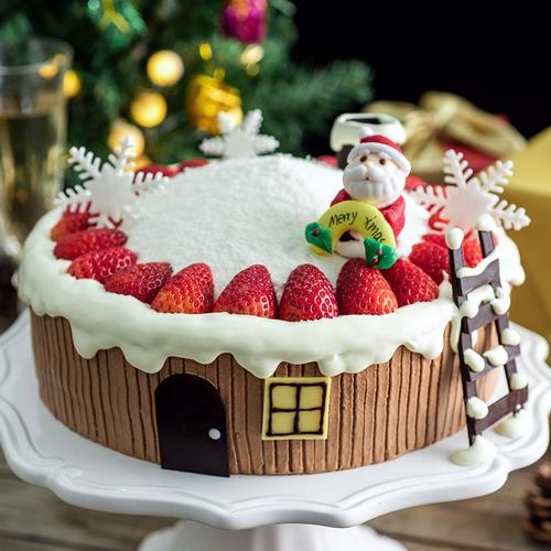 雪国秘境蛋糕(亳州)