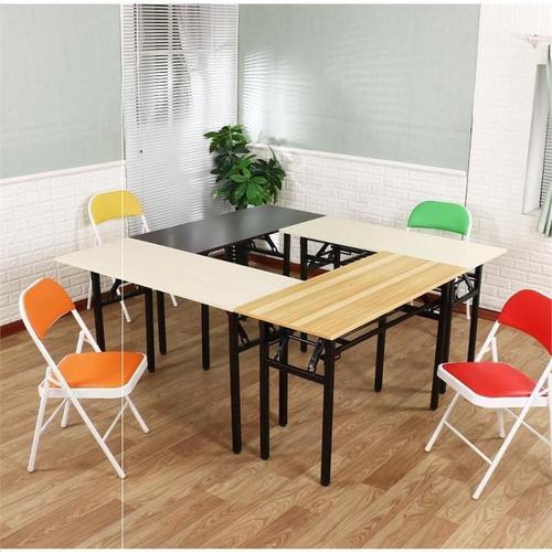 电脑桌培训桌书桌长条桌会议桌活动桌桌子简约现代2020可折叠户外