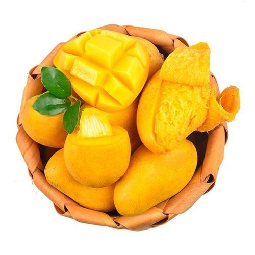 三亚小台芒 9斤 小台农芒果新鲜应当季整箱热带水果小