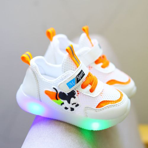 佐罗骑士夏季儿童网鞋0-1-3岁男童运动鞋女童凉鞋宝宝