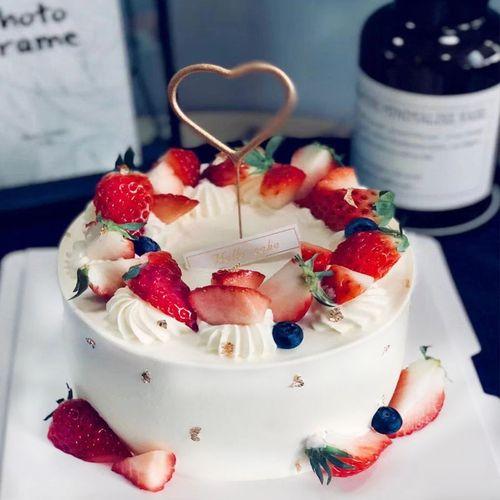 生日蛋糕同城配送全国配送当天送到水果蛋糕儿童蛋糕预定上海广州