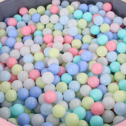 球玩具球球无味色球波厂家游戏加厚波海洋球直销室内