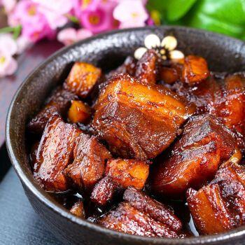 正宗红烧肉东坡肉真空碗装卤香五花肉类熟食扣肉下酒菜罐头速即食