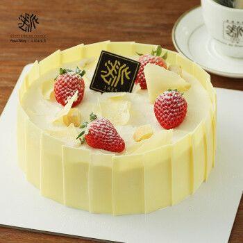 健康轻食法派1855法式纯手工冻奶油轻乳酪芝士慕斯丰富口感蛋糕网红