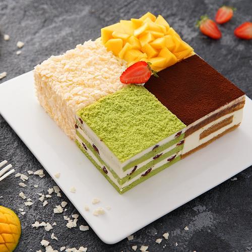 四季慕斯蛋糕-2磅148元/4磅218元