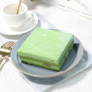 安特鲁七哥抹茶红豆蛋糕200g(下午茶 网红甜品 零食 冷冻生日蛋糕烘焙