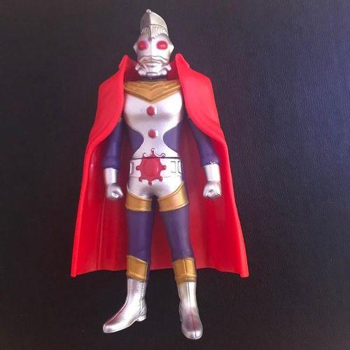 奥特之王披风噢特曼大号奥特之王软胶人偶儿童玩具男孩变身器.