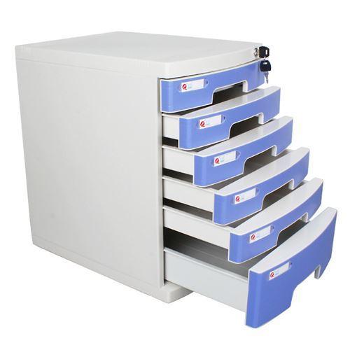 五层抽屉柜收文据件收纳柜桌v面档合室储物柜放置立式文件架组案a