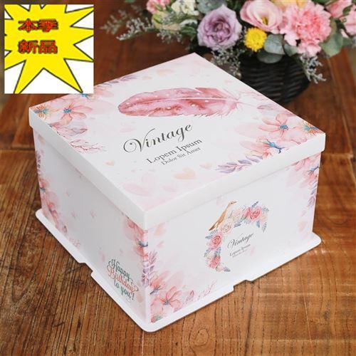 蛋糕盒定b制6寸8寸10寸12寸14寸生日烘焙包装免邮西点