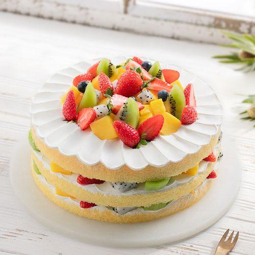 【限时特价138元】鲜果嘉年华蛋糕(新乡)