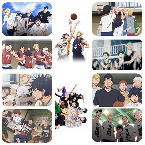 篮球少年王鸭子的天空 海报墙纸/照片/保护校园饭卡贴