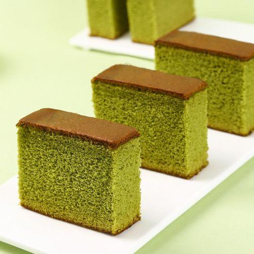 【新人免费领】日式风味抹茶蛋糕
