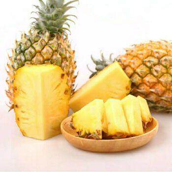 【 菠萝刀】云南纯甜香水菠萝新鲜当季水果香水小菠萝