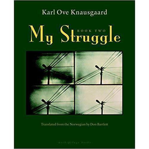 [二手8成新]my struggle: book two: a man in love