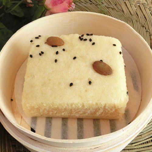 温岭传统特产糕点发糕玉米糕黑米糕糯米糕 茶餐厅早餐