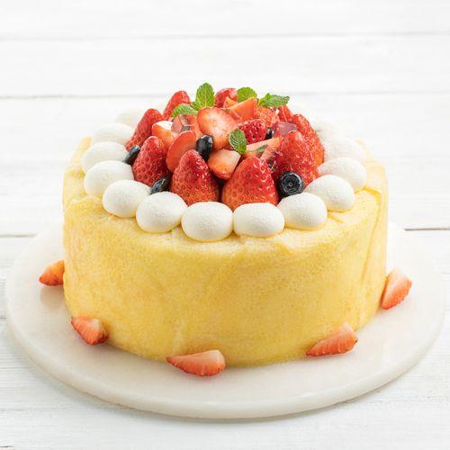 莓莓蛋堡 蛋糕(内江)