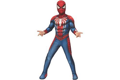 rubie's costume 蜘蛛侠游戏者verse 豪华儿童服装
