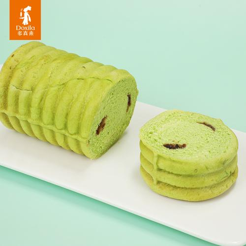 抹茶红豆芝士吐司1袋-170g/袋(长沙)