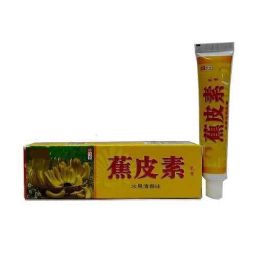 女神之美凤凰令蕉皮素乳膏水果清香味软膏皮肤外用15g