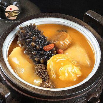 【宝安馆】深珍 广东深圳特产 冷藏高汤佛跳墙 半成品菜 优质食材