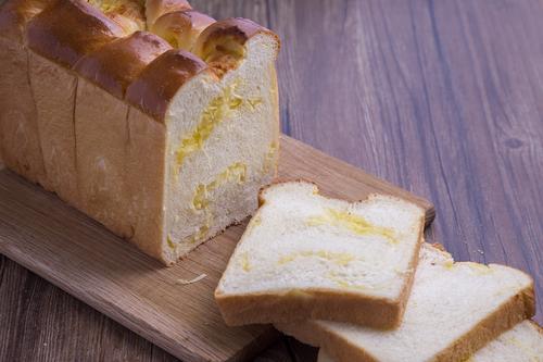 黄金椰蓉吐司