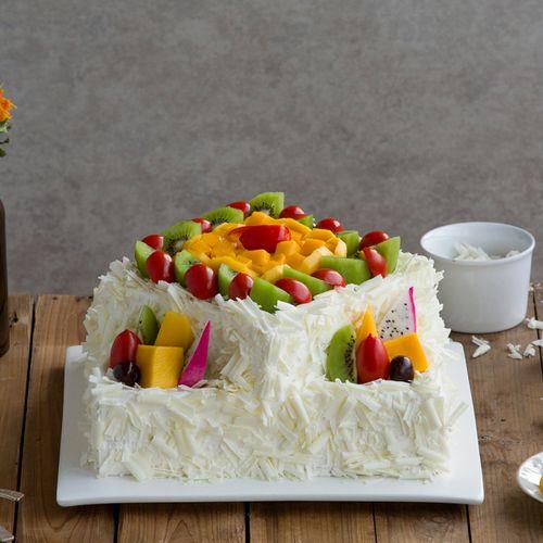 芒果雪沙蛋糕(漳州)