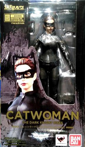 万代 魂限定 shf 蝙蝠侠 黑暗骑士崛起 猫女 安妮 全新 现货