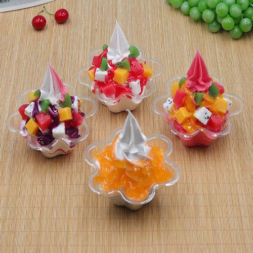 仿真花式冰淇淋模型仿真淇淋模型仿真冰淇淋模型